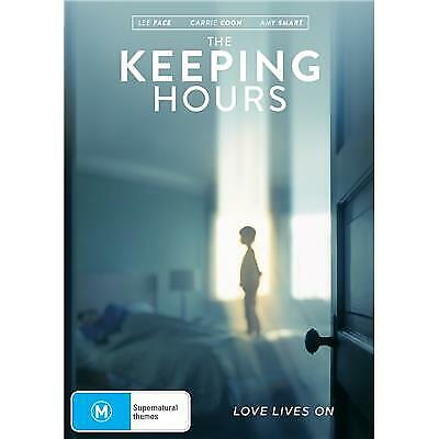 THE KEEPING HOURS DVD, BRAND NEW, 2019 RELEASE, FREE POST