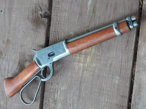 Replica Mare's Leg Lever Action Repeating Rifle Wanted Dead or Alive Firefly ZoeReproductions - 156384
