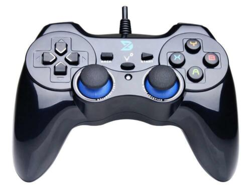 ZD-V+ USB Wired Gaming Controller Gamepad for PC/Laptop Computer(Windows XP/7/8/