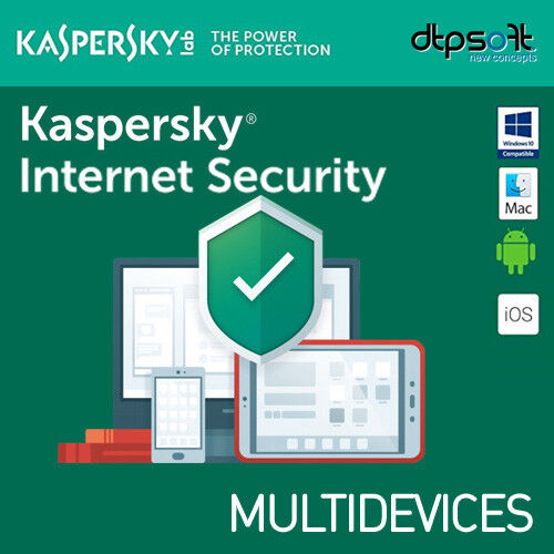 Kaspersky Internet Security 2021 1 ANNO 3 PC 2020  IT EU