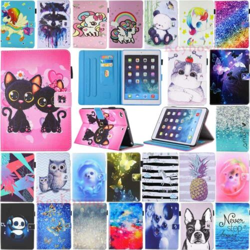 For iPad Air 3rd Mini 5 iPad 2 3 4 5th 6th Gen Magnetic Leather Case Smart Cover