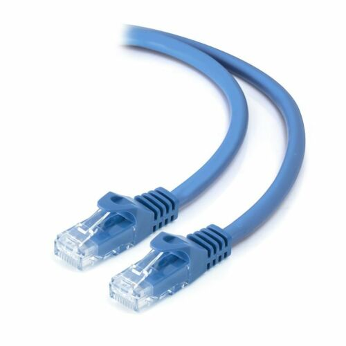 Alogic C6-04-Blue 4m Blue CAT6 Network Cable 8P8C RJ45 PVC RoHS Snagless  WP.