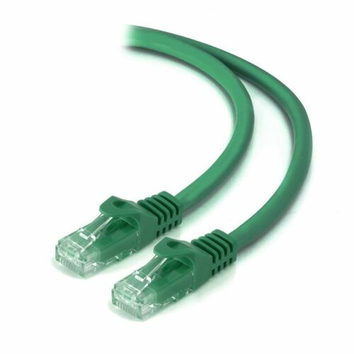 Alogic C6-04-Green 4m Green CAT6 Network Cable 8P8C RJ45 PVC RoHS Snagless  WP.