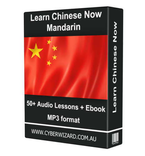 Learn Chinese Mandarin LANGUAGE COURSE AUDIO TUTORIAL GUIDE Instant Download