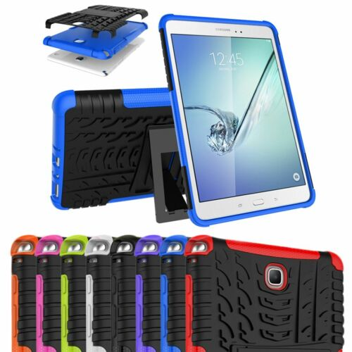 """Shockproof Case Cover For Samsung Galaxy Tab A 10.5"""" 10.1"""" 9.7"""" 8.0"""" 7.0"""" S2 S4"""