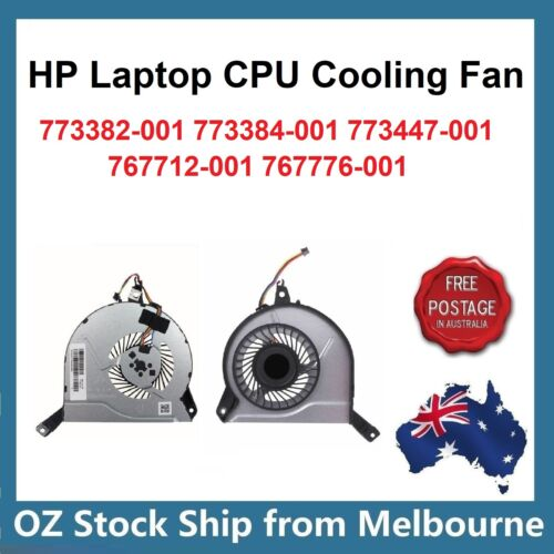 CPU Cooling Fan for HP 773382-001 773384-001 773447-001 767712-001 767776-001