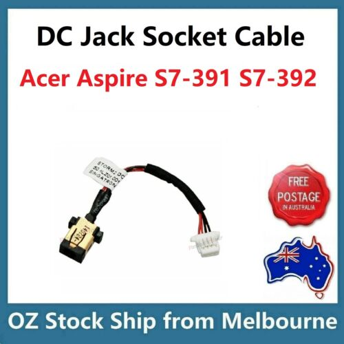 DC Power Jack Socket Cable for Acer Aspire S7 S7-191 S7-391 S7-392 Series MS2364