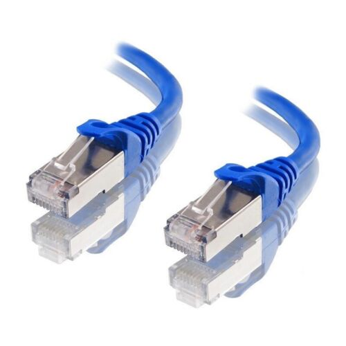 Astrotek 20m CAT6A Shielded Cable Blue 10GbE RJ45 Ethernet Network Cable