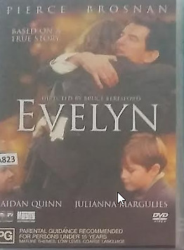 Evelyn DVD Pierce Brosnan R4 Australian release