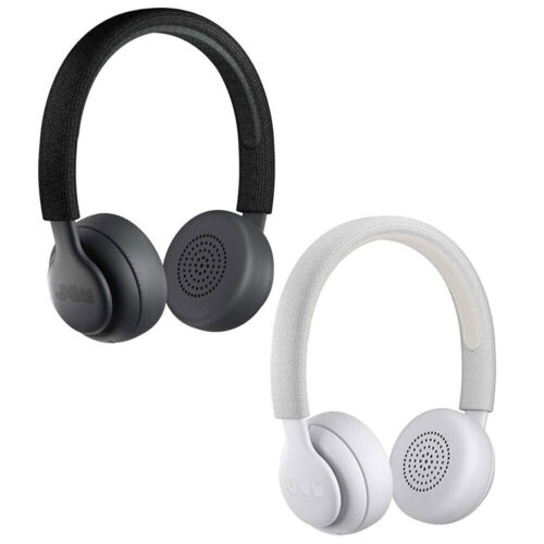 Jam Been There Wireless Bluetooth On-Ear Headphones Headset Mic for Smartphones