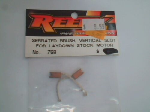 NEW Serrated Brush Vertical Slot for Laydown Stock Suit Reedy Racing Part #768