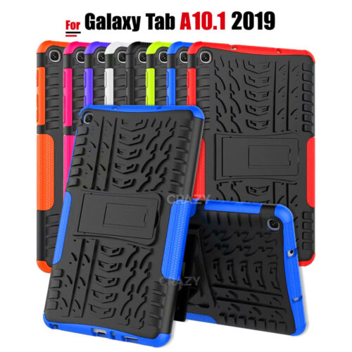 """For Samsung Galaxy Tab A 10.1"""" 2019 T510 T515 Shockproof Heavy Duty Case Cover"""