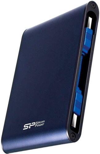 Silicon Power 1TB Rugged Armor A80 IPX7 Shockproof, Waterproof USB 3.0 2.5 Inch
