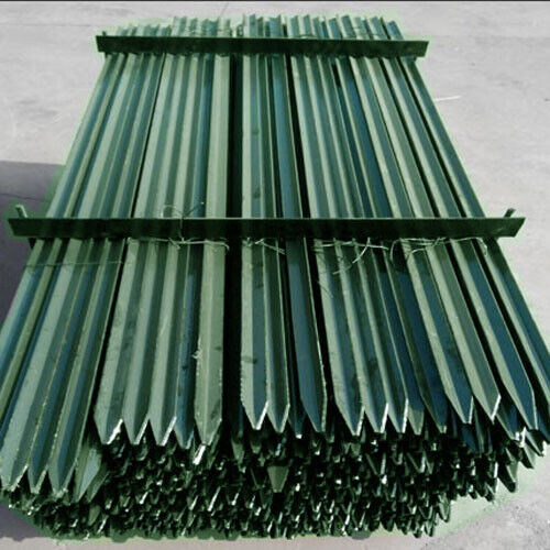 Green Y-Posts Rural Steel Fencing Post Star Picket RANGE