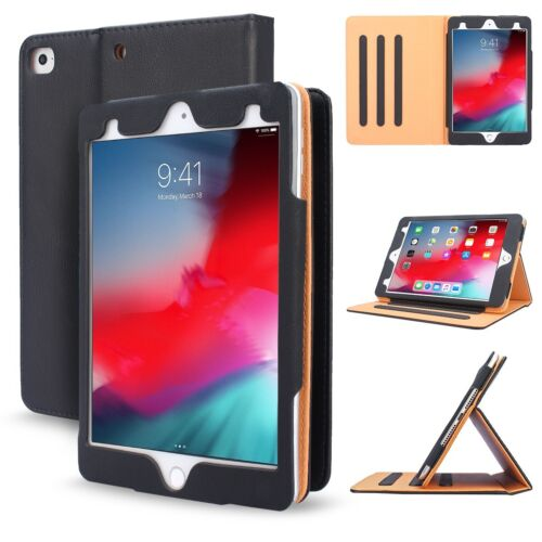 Magnetic Leather Stand Cover Smart Case Shockproof for Apple iPad Mini 5 4 3 2 1