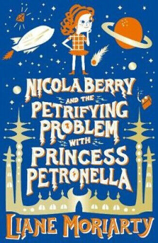 Nicola Berry 1 by Liane Moriarty.