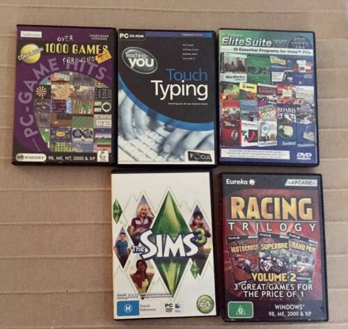 Computer PC Games and Programs