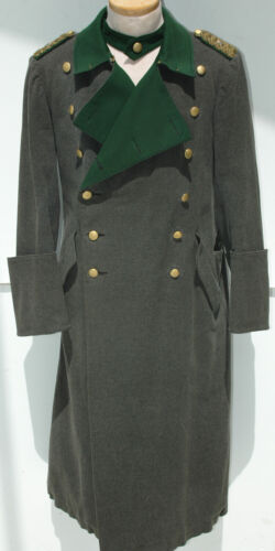 German WWII  ORIGINAL Forestry Generals Greatcoat   NICE!!!!!!!!!!!!!!!!!!Uniforms - 104001