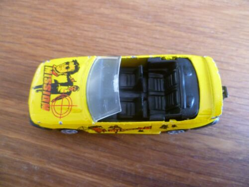 Majorette - voiture mission impossible Ford Mustang GT Mission 203/205