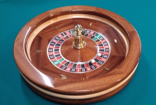 60 Inch Roulette Table /& 18 inch Roulette Wheel Made in USA  ACEMCASINOSUPPLIES
