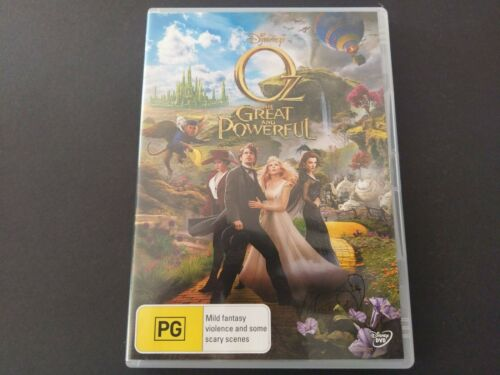 DISNEY OZ THE GREAT AND POWERFUL  - FREE POST - OZ SELLER