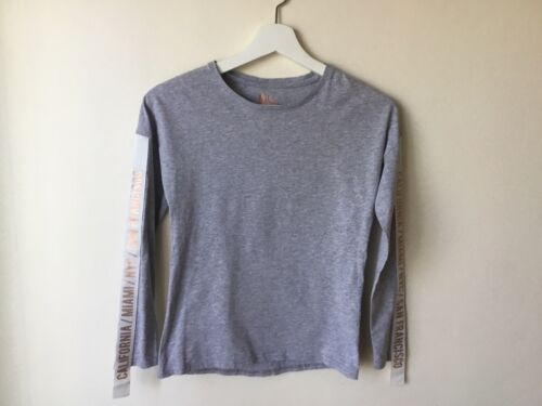 Pavement Long Sleeve Casual Top Size 10
