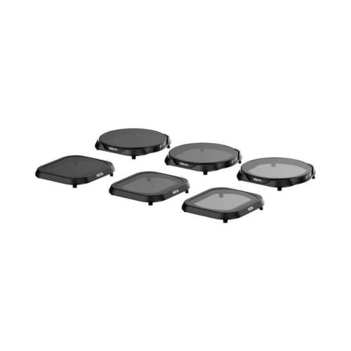PolarPro Filters for DJI Mavic 2 Pro Drone | Standard Series | 6-Pack