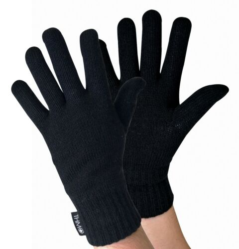 THMO - Mens Winter Warm Thermal Gloves with 3M 40 gram Thinsulate Insulation