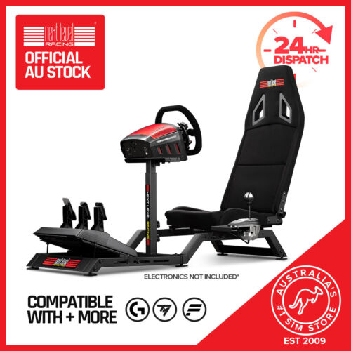 Next Level Racing Challenger Racing Simulator for Logitech G27/G29/G920/PS3/PS4