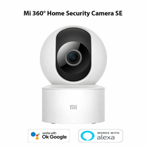 Xiaomi Mi 360° Home Security Wireless WIFI Camera 1080p Upgraded 2019 AUS