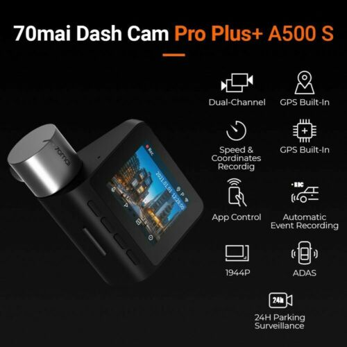 70mai Pro Smart Dash Cam Car Video recording Camera Dashcam Aus Stock