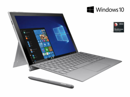 Samsung Galaxy Book 2 - 128GB 4G , S-Pen & Keyboard - Silver [AU STOCK] Exp
