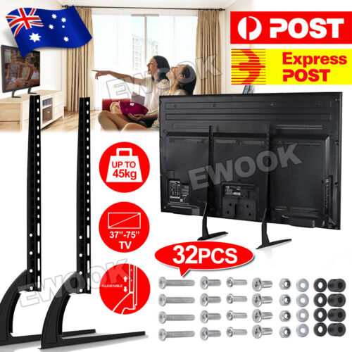 """Universal TV Riser Stand Mount For Samsung Sony Sharp 32-70"""" LCD LED Sony TCL TV"""
