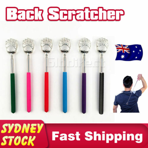 Back Scratcher Telescopic Extendable Scratch Massage Anti Itch Massager 2020 AU <br/> ⚠️BUY 1, GET 1 AT 10% OFF⚠️ SYD STOCK⚠️FAST SHIPPING