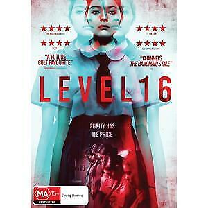 LEVEL 16 DVD, NEW & SEALED, 2019 RELEASE, FREE POST