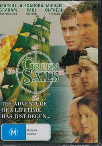 Green Sails (DVD) New & Sealed