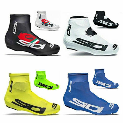 Bicycle Breathable Shoe Cover Bike Cycling Zippered Overshoes Windproof AU Ship