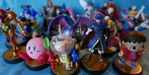 Nintendo Amiibo Bulk Bundle! Your Pick! Free Post! For Wii Switch 3DS 2DS Games