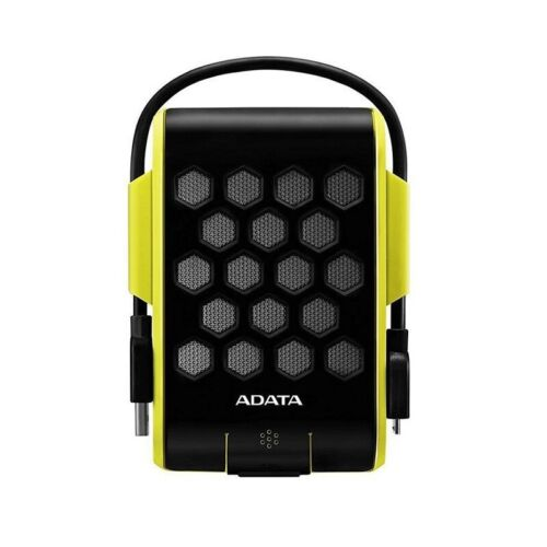 ADATA HD720 2TB Waterproof Shockproof External Hard Drive Green AHD720-2TU3-CGR