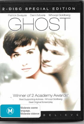 Ghost 2-Disc Special Edition DVD Swayze Moore