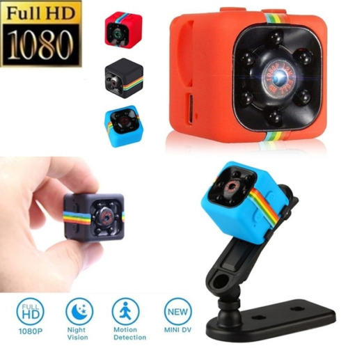 Mini Spy Camera Wireless  HD 1080P Hidden Night Vision Motion Security Camera
