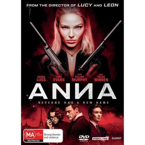 ANNA DVD, NEW & SEALED, 2019 RELEASE, FREE POST