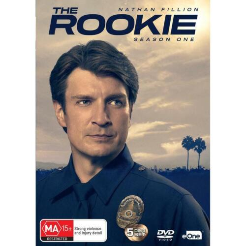 THE ROOKIE SEASON 1 DVD, NEW & SEALED, ** NEW RELEASE ** FREE POST