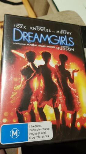 Dreamgirls DVD Region 4 NEW