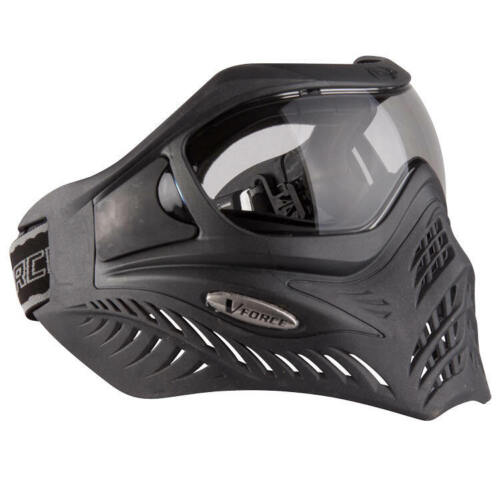 V-Force Grill Paintball Thermalmaske Ltd Edition weiss//lime