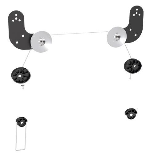 """Brateck Ultra Slim Wall Mount For Led & Thin Lcd Screen Size 23"""" – 60"""" Led-06"""