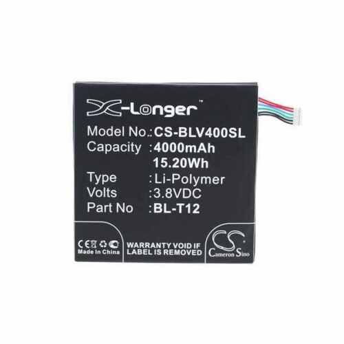 Battery For LG BL-T12