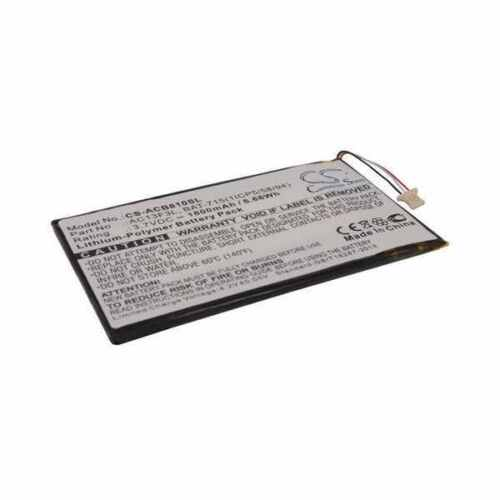 Battery For ACER Tab B1