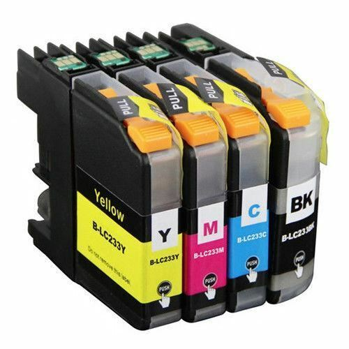 Generic LC-233 Ink Alternative for Brother DCP-J4120DW MFC-J4620DW MFC-J5320DW