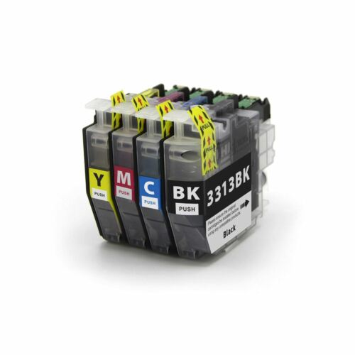 8x Ink Cartridges LC3313 for Brother MFC-J491DW MFC-J890DW DCP-J772DW Printer